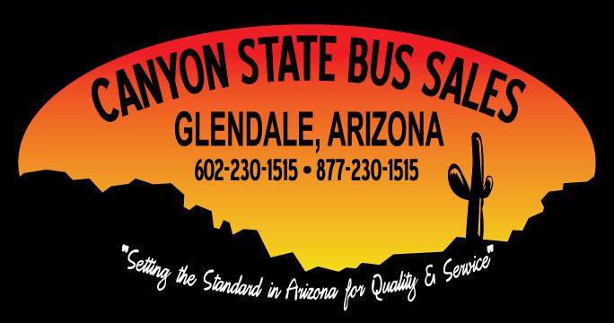 Canyon State Bus Sales – Phoenix, Arizona